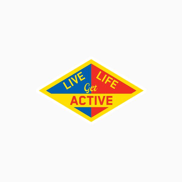 Live Life Get Active Platform