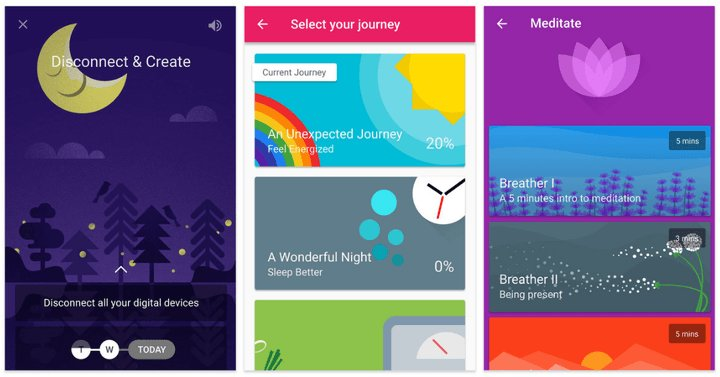 Mobile: Google 2nd annual Material Design Competition