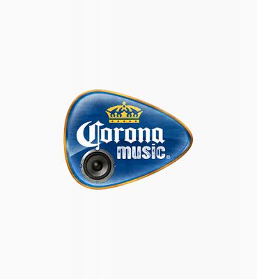 Corona Music App