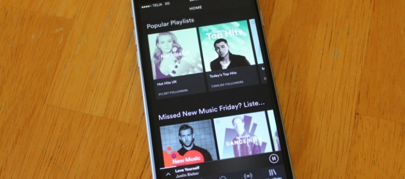 Mobile: Spotify ditches the controversial 'hamburger' menu in iOS app redesign